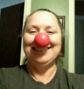 My Red Nose Pic