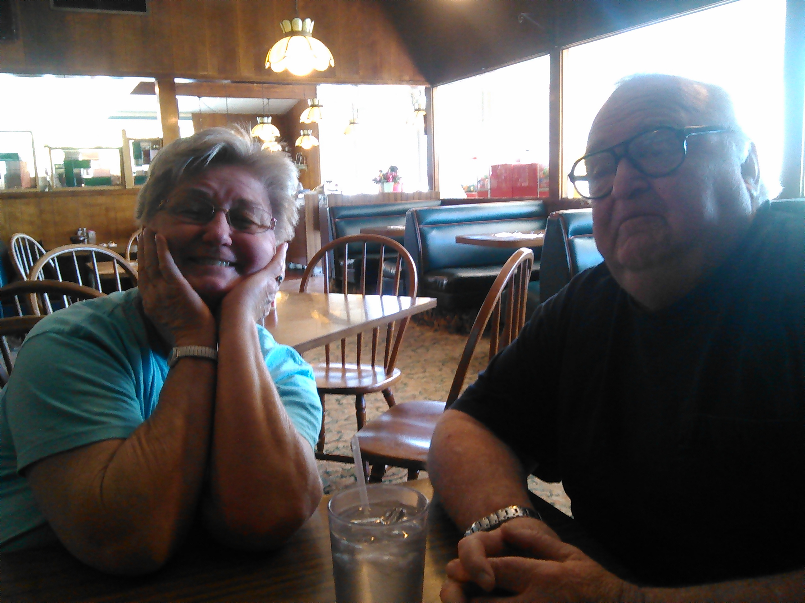 Good Bye Breakfast with Brandyn Stephen Rosemarie Mom and Dad 5.13.2014 (3)