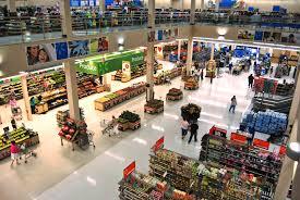 Low Sales WalMart